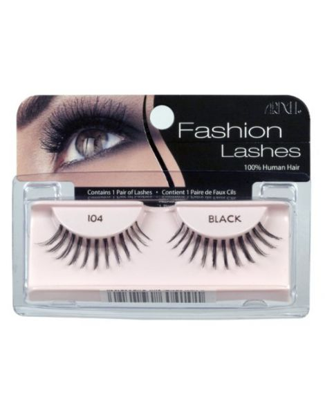 Ardell Gene False Fashion Lashes 104 Black