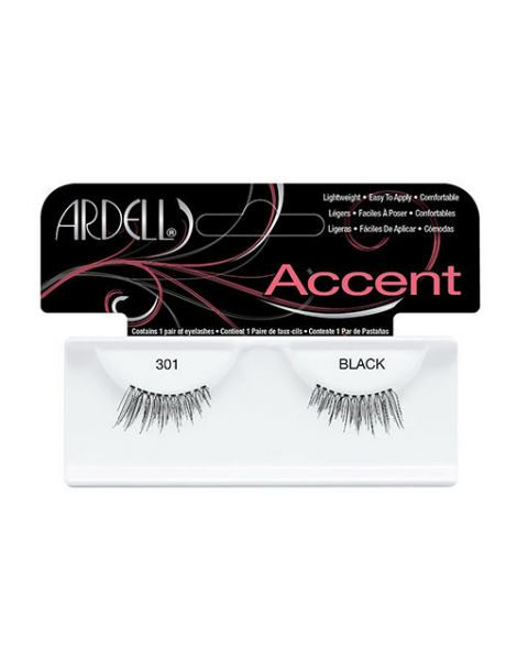 Ardell Gene False Accents Lashes 301 Black