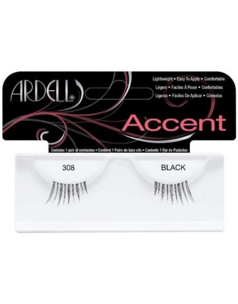 Ardell Gene False Lash Accents 308 Black