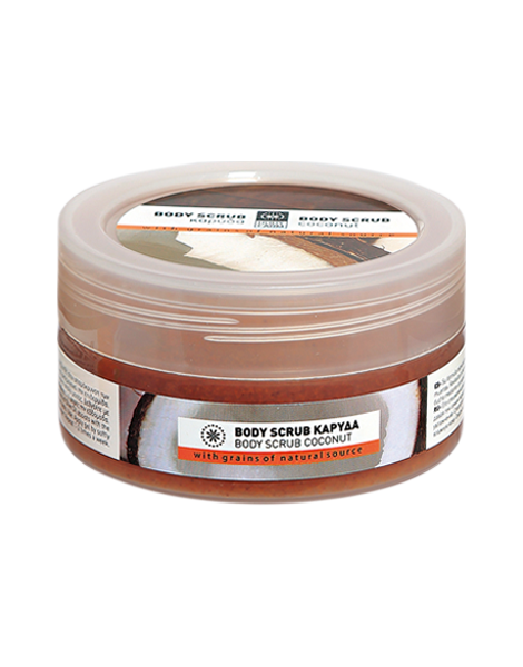 Bodyfarm Gel Exfoliant Cocos Body Scrub 200ml