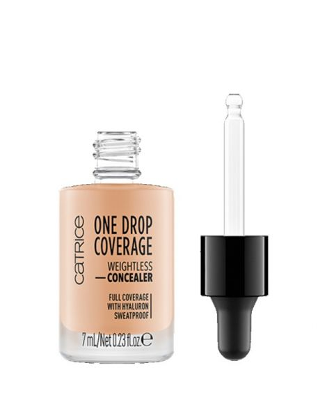 Catrice Corector Concealer One Drop Coverage 020 Nude Beige 7ml