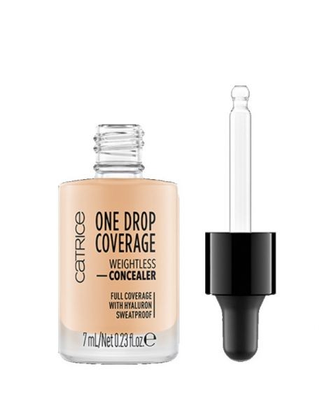 Catrice Corector Concealer One Drop Coverage 005 Light Natural 7ml