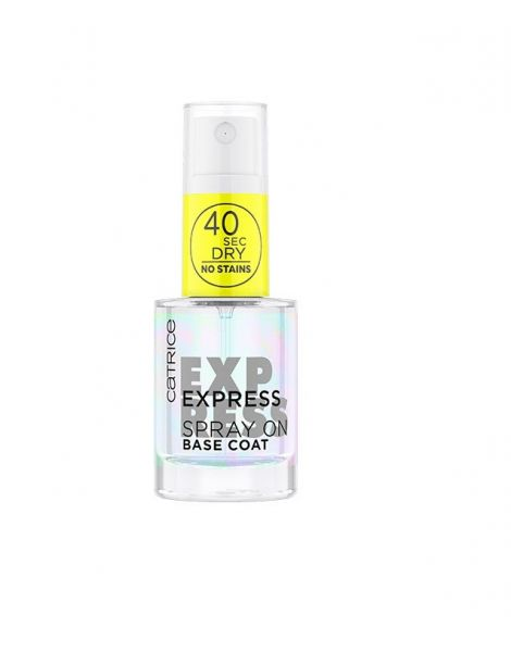 Catrice Lac de Unghii Express Spray On Base Coat 10ml