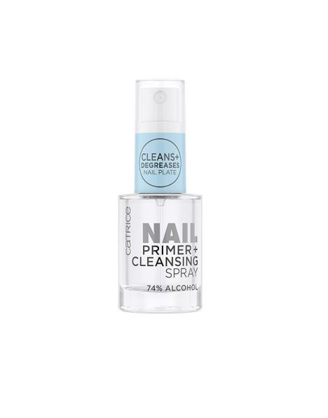Catrice Lac de Unghii Nail Primer+ Cleansing Spray 10ml