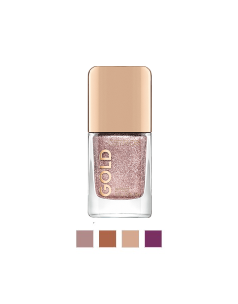 Catrice Lac Unghii Gold Effect 10.5ml