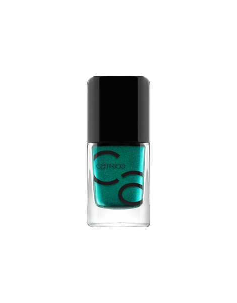 Catrice Lac Unghii  Iconails Gel Lacquer 70 Easy Peasy Green Squeezy 10.5ml