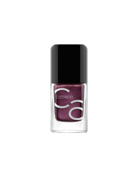 Catrice Lac Unghii  Iconails Gel Lacquer 80 Cherry Bite 10.5ml