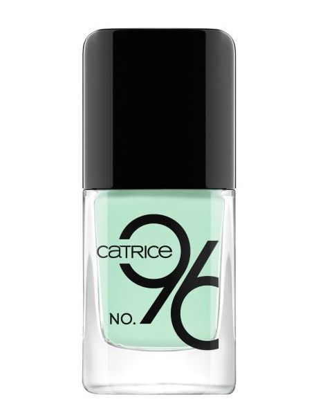 Catrice Lac Unghii Iconails Gel Lacquer 96 Nap Green 10.5ml