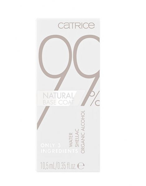 Catrice Lac Unghii Natural Base Coat 10.5ml