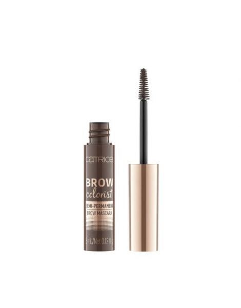 Catrice Mascara Sprancene Brow Colorist Semipermanent 025 Brunette 3.8ml