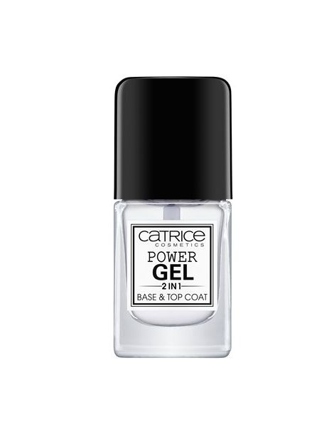 Catrice Power Gel 2 in 1 Base&Top Coat 10.5ml