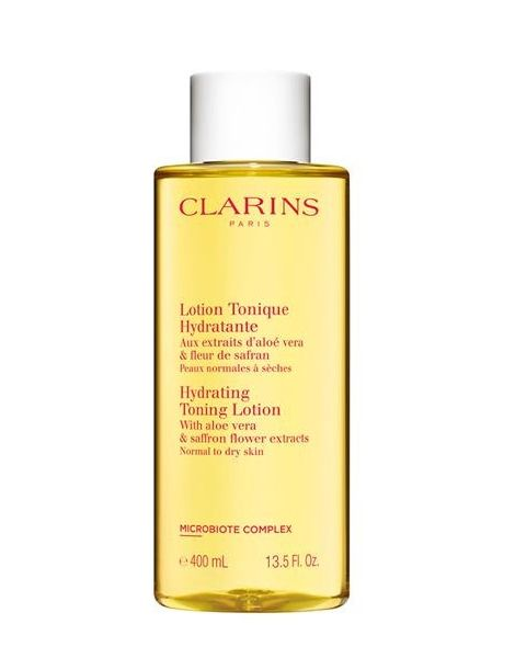 Clarins Cleansing Hydrating Toning Lotion Lotiune Tonica Extract Aloe Vera&Sofran 400ml