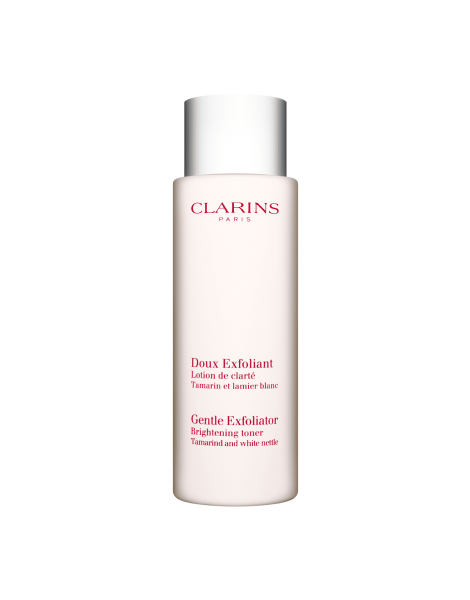 Clarins Toner Cleansing Gentle Exfoliating Brightening 125ml