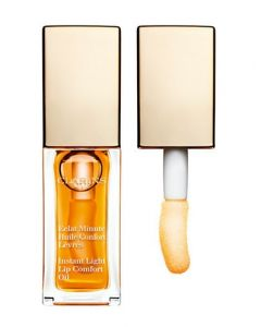 Clarins Instant Light Lip Oil Ulei Buze 01 Honey 7ml