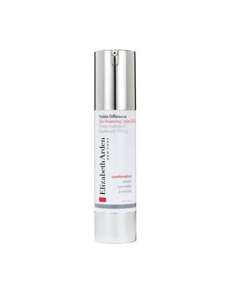 Elizabeth Arden Visible Difference Lotiune Hidratanta Ten Mixt 50ml