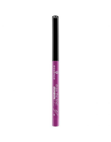 Essence Creion Buze Retractabil Draw The Line 10 Pink Candy 0.25gr