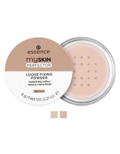 Essence Pudra Pulbere My Skin Perfector Loose Powder 6g