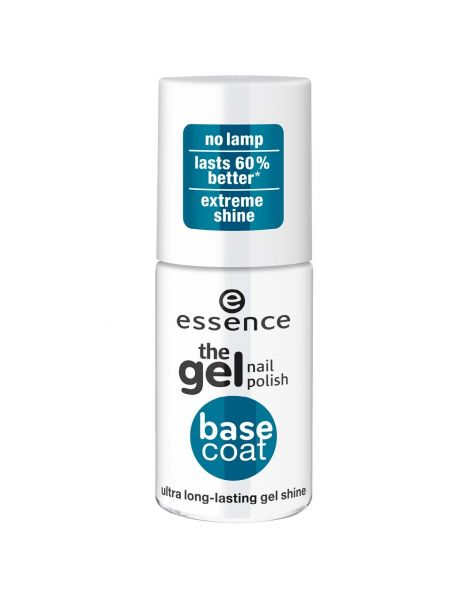 Essence the Gel Nail Polish Base Coat 8ml