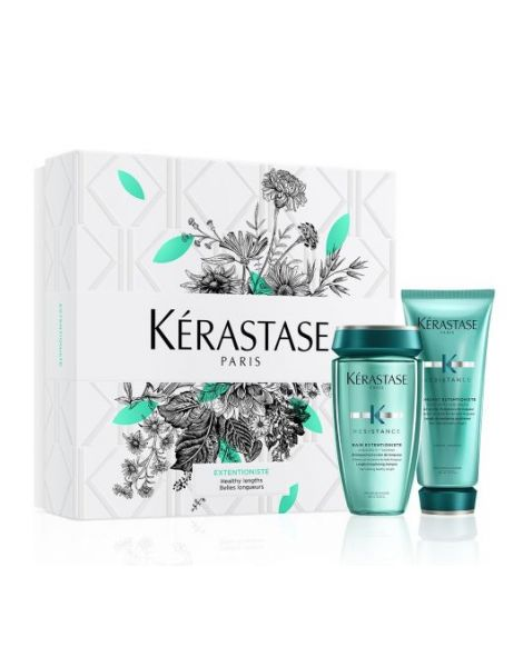 Kerastase Resistance Extentioniste Set Par lung (Sampon Bain Extentioniste 250ml + Balsam Fondant Extentioniste 200ml)