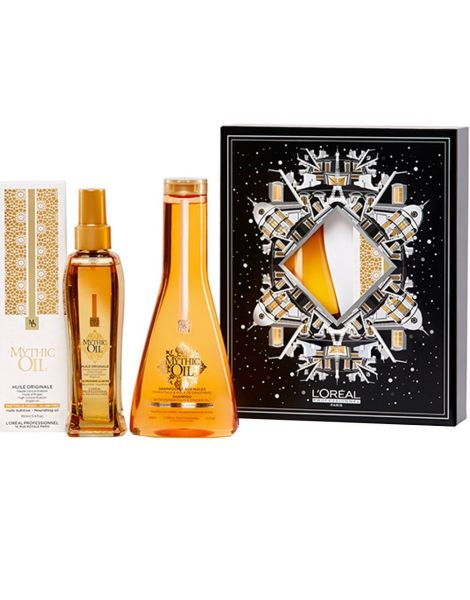 L'Oréal Professionnel Mythic Oil Set (Ulei Par 100ml + Sampon 250ml)