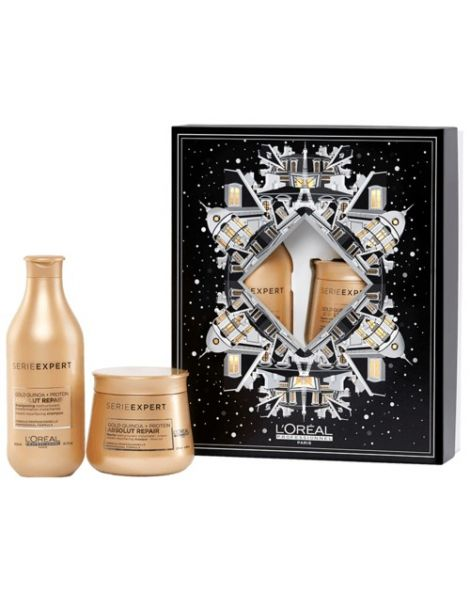 L'Oréal Professionnel Serie Expert Absolut Repair Set (Sampon 300ml + Masca 250ml)