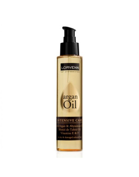 Lorvenn Argan Oil Intensive Care Ulei Par 125ml