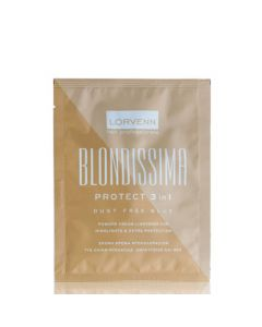 Lorvenn Blondissima Protect 3 in 1 Dust Free Blue Decolorant 15g