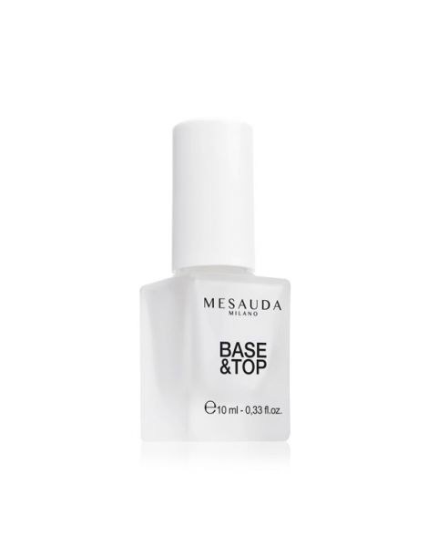 Mesauda Lac Unghii Base&Top Coat 10ml