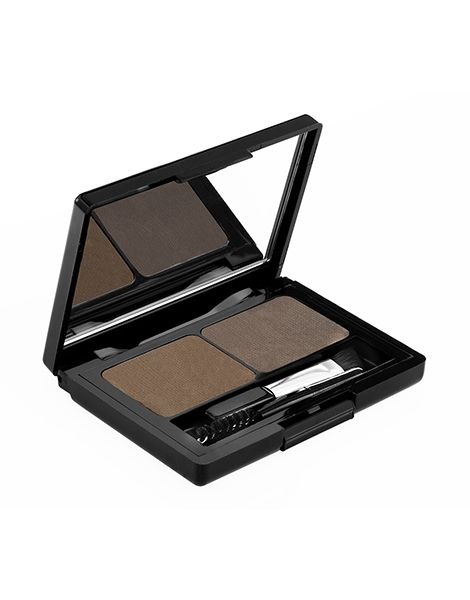 Radiant Fard Sprancene Brow Design Matt Duo 02 Light Brown & Redheads-Dark 4g