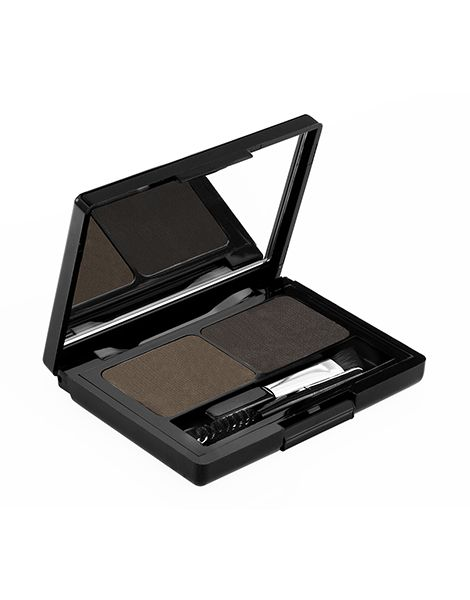 Radiant Fard Sprancene Brow Design Matt Duo 03 Dark Brown-Dark 4g