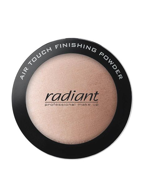 Radiant Pudra Compacta Air Touch Finishing Powder 01 Mother Of Pearl 6g