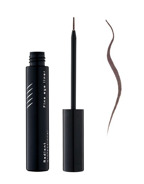 Radiant Tus Pleoape Fine Eyeliner 02 Brown 5ml