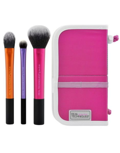 Real Techniques Set Pensule Essentials Brush Set