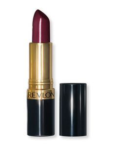 Revlon Ruj Super Lustrous 477 Black Cherry