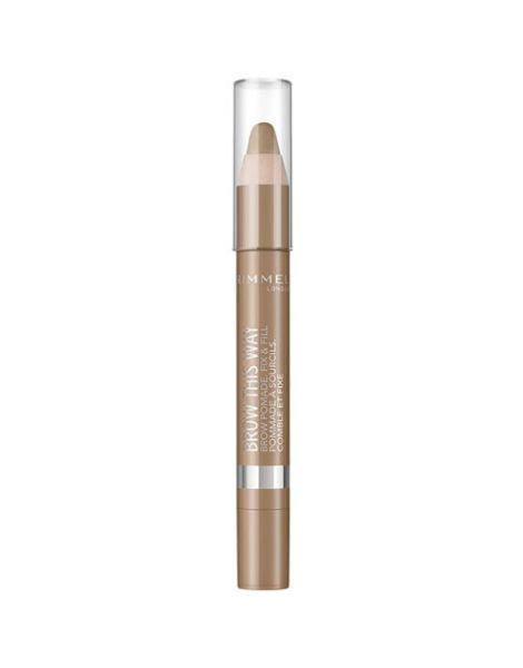 Rimmel Creion Sprancene Brow This Way 001 Light 3.25g