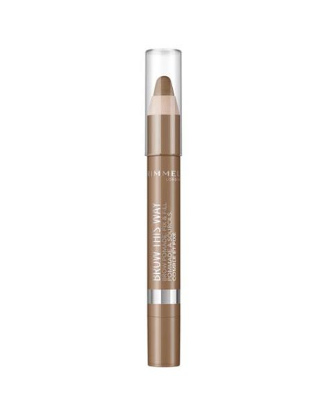 Rimmel Creion Sprancene Brow This Way 002 Medium 3.25g