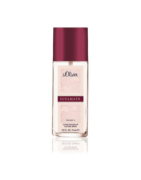 s.Oliver SoulMate Woman Deodorant Natural Spray 75ml