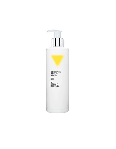 Seventeen Body Silk Yellow Fruity Lapte Corp 300ml