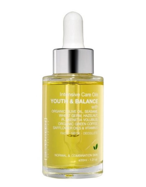 Seventeen Intensive Care Oils Youth & Balance Ulei Fata 30ml